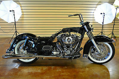 2013 Harley-Davidson Touring  2013 Harley Davidson Road King FLHR Project NO RESERVE Clean Title 103 cubic inc