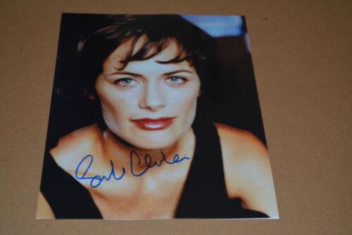 SARAH CLARKE signed Autogramm IP  20x25 cm TWILIGHT , BOSCH , 24
