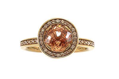 THOMAS SABO – Eternity Ring Silber champagner TR1971 Gr. 54