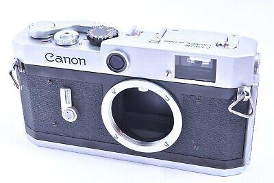 Canon P Rangefinder Film Camera Body leica screw mount #776333