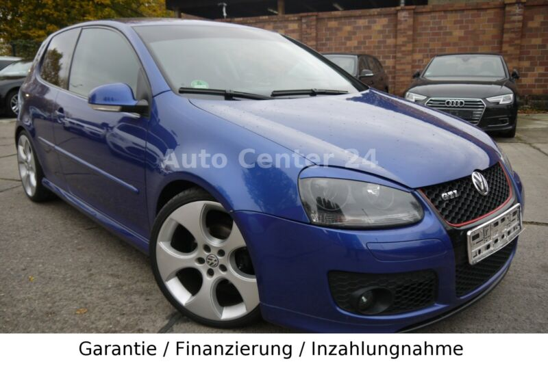 Volkswagen Golf V 1.4 Benzin GTI Optik