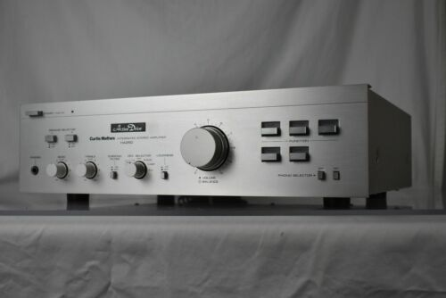 Vintage Curtis Mathes HA250 Stereo Integrated Amplifier Mathis