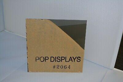 Smoked Tinted Plexiglass Acrylic Sheet Color 2064 Gray  18 X 7 X 11