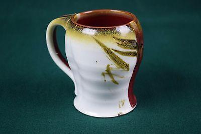 Rigel  Art Pottery Mug   Signed 06