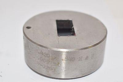 Punch Die Set Roper Whitney Press Diacro .540 X 1.000 Key 24 Deg. Thor 2-5356