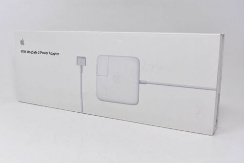 """Apple 45w Magsafe 2 Power Adapter for Macbook Air 11"""" 13"""" (2012-2016) MD592LL/A"""