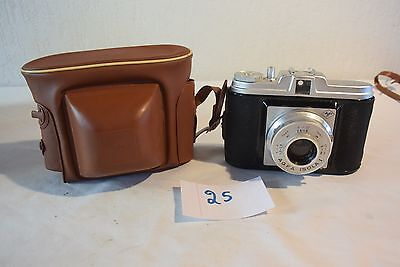 C25 Ancien appareil photo AGFA ISOLA 1 avec étui