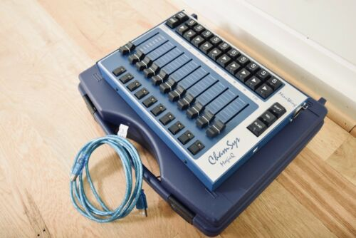 Chamsys MagicQ Mini Wing USB Lighting Control Wing in excellent condition