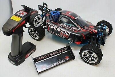 Redcat Racing Tornado S30 1/10 Scale Nitro RC Buggy (See Desc.)