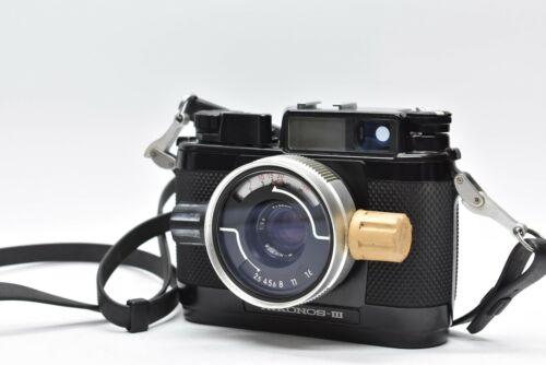 [NEAR MINT++] NIKON Nikonos III Underwater Camera 35mm F/2.5 Lens From Japan