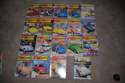 VW Magazines great condition