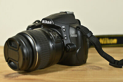 NIKON D3000 DSLR CAMERA KIT WITH NIKKOR LENS, CHARGER, BATTERY, STRAP & 1GB SD