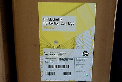 Hp Indigo Electroink Calibration Yellow Q4134b For Press 6000 7000