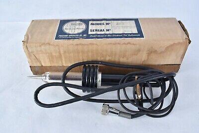 Vintage Precision Apparatus Tv-3 High Voltage 30000 Volt Probe