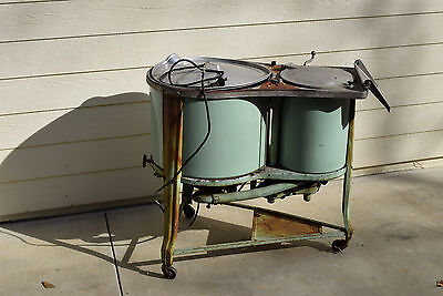 Vintage Roto Verso Electric Clothes Washer Dryer Machine Mangle Appliance No1695