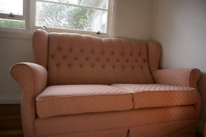 2 seater sofa couch lean back Katoomba Blue Mountains Preview