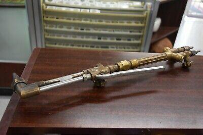 Victor Ca2460-315fc Cutting Torch Setup