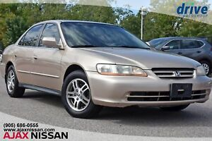 2002 Honda Accord SE V6