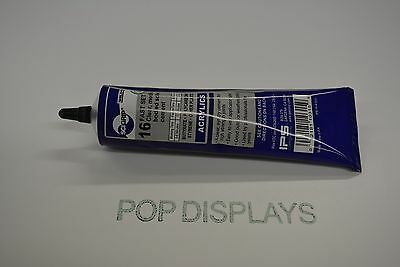 IPS Weld-On #16 Plastic Glue Cement for Acrylic / Plexiglass - 5 oz. Tube     16