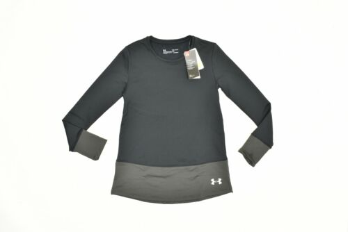Under armour Youth Size YLG Large L Fitted Coldgear Winter Shirt