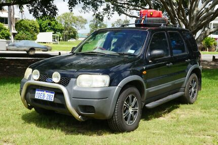 Ford Escape 4WD Fully equipped Backpacker