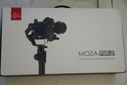 Used Moza Air 2 3-Axis Handheld Gimbal Stabilizer