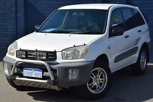 2001 TOYOTA RAV4 EDGE 4x4 Beckenham Gosnells Area Preview