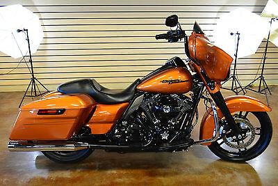 2014 Harley-Davidson Touring  2014 Harley Davidson Street Glide Special FLHXS Custom NO RESERVE Navigation