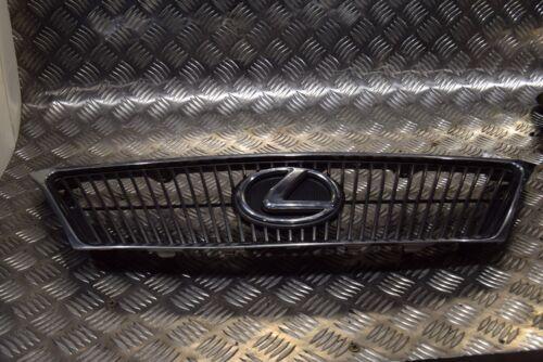 Lexus IS II 220 D FRONT GRILLE  AND EMBLEM LOGO 212 52711-53010