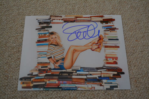 PAMELA ANDERSON signed autograph In Person 8x10 (20x25cm)