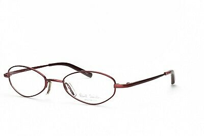 Paul Smith PS 198 ROU New Eyeglasses Frames Only [ 48-19-132 ]
