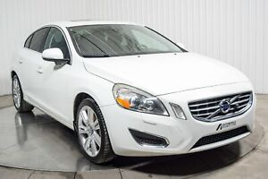 2012 Volvo S60 T6 AWD CUIR TOIT MAGS