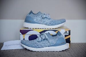 BRAND NEW UNCAGED ULTRA BOOSTS (crystal white)