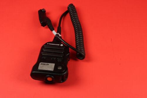 Motorola NNTN8203A Black RSM  Microphone APX6000XE APX7000EX APX8000XE (1st Gen)