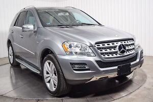 2011 Mercedes-Benz M-Class ML350 4MATIC BLUETECH CUIR TOIT PANO