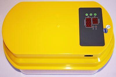 A&I 48 Quail eggs Digital Incubator Automatic Egg Turner Warranty USA dealer