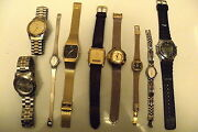 Seiko Watch Lot