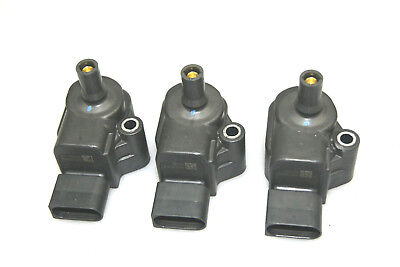 Audi S6 A6 A7 4g A8 3x Ignition Coil 8 Cylinder 4.0 TFSI 079905110j Genuine