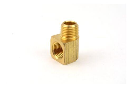 "1/8""-27 NPT 90° Brass Fitting BW206"