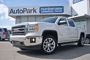 2015 GMC Sierra 1500 SLT NAVI|SUNROOF|HEATED LEATHER|