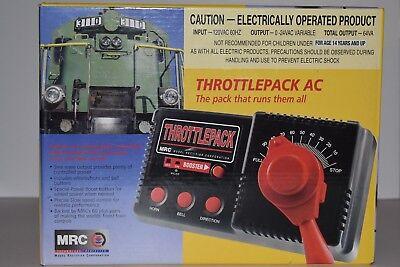 MRC DC Throttlepack AC 1301 High Power Train Controller   J4578