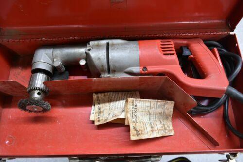 """Milwaukee Tool 1/2"""" Heavy Duty Angle Drill 1101-1"""