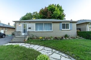 Downtown Ajax Bungalow with Legal Basement Apartment - Just 599k