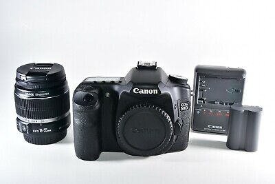 Canon EOS 50D 15.1MP Digital SLR Camera Kit with Canon EF-S IS USM 18-55mm Lens