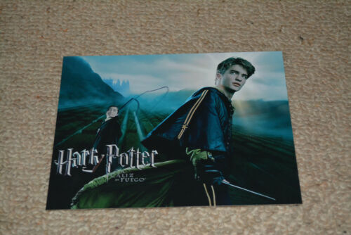 ROBERT PATTINSON   signed Autogramm 15x20 cm In Person HARRY POTTER