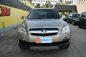 2010 HOLDEN CAPTIVA TURBO DIESEL AUTOMATIC 7 SEATER REGO RWC & 1 YR WA Dandenong Greater Dandenong Preview