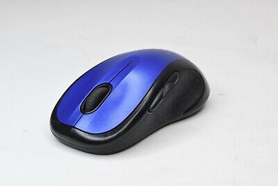Logitech M510 Wireless Large Mouse Blue With Unifying Receiver  - GUARANTEED!