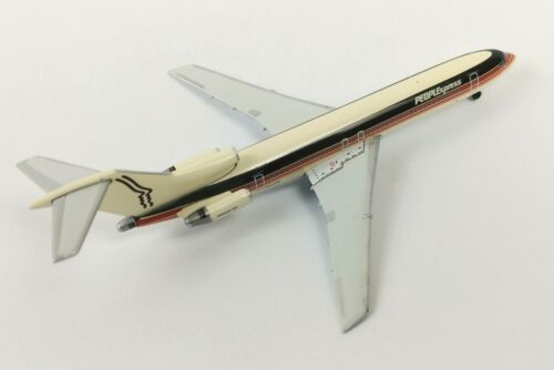 Gemini Select PEOPLExpress Boeing 727-200 Diecast Model Aircraft Airplane 1:400