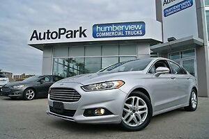 2016 Ford Fusion SE NAVI|SUNROOF|HEATED LEATHER|ECOBOOST