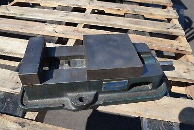Kurt Anglock 6 Model D60 Precision Machine Center Vise Mill Lathe Drill Press